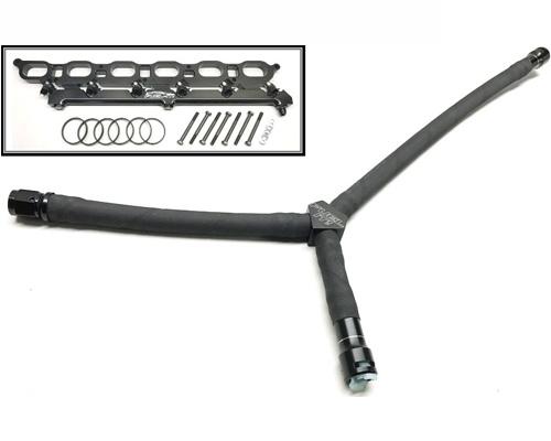SRSpeedworx :: E-series 135i & 335i (N54 N55) Fuel-It Port
