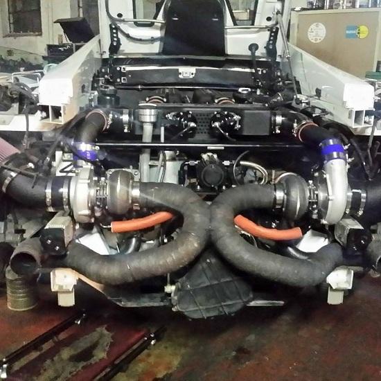 Srspeedworx Lamborghini Gallardo Lp560 Twin Turbo Flashed